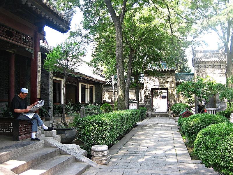 Xian GreatMosque 075