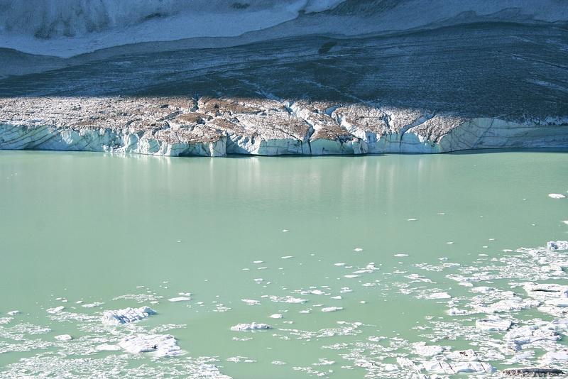 Rocky Mountains - Angel Glacier