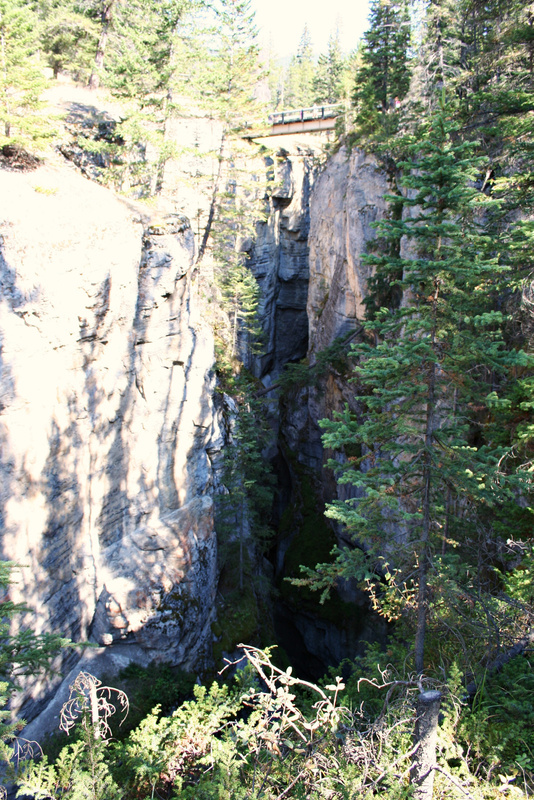 RM 069 Maligne Canyon