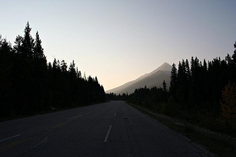 RM 242 Sonnenaufgang am Diadem Peaks
