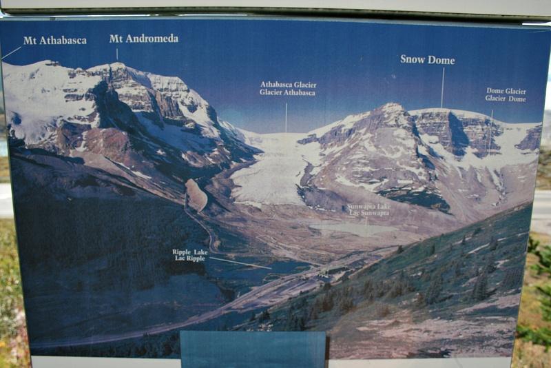 RM 309 Athabasca Gletscher