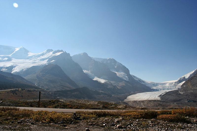 RM 310 Athabasca Gletscher