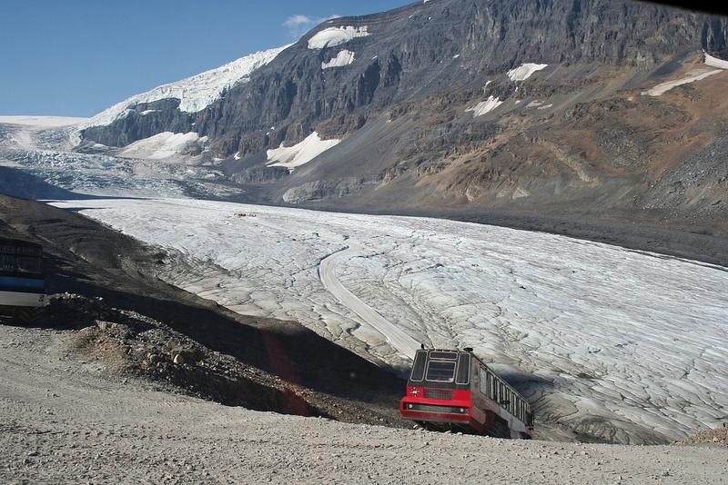 RM 311 Athabasca Gletscher
