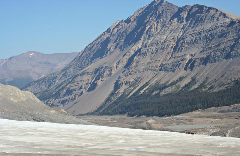 RM 314 Athabasca Gletscher