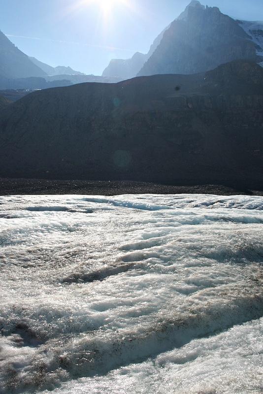 RM 318 Athabasca Gletscher