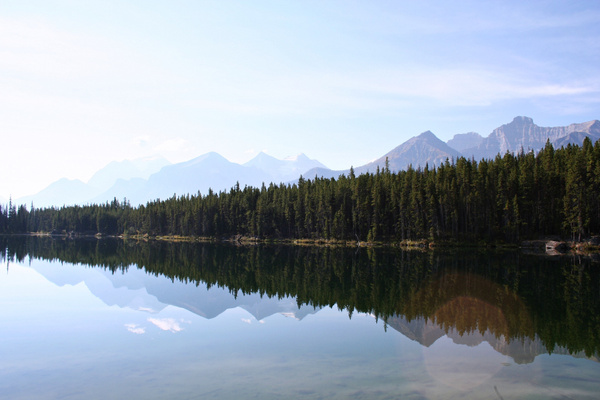 RM 433 Bow Lake by StefsPictures