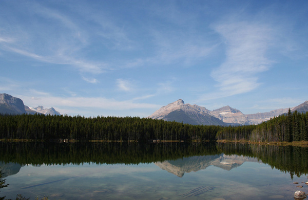 Rocky Mountains - Bow Lake by StefsPictures