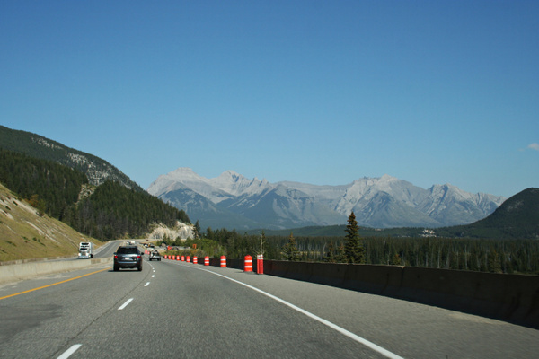 RM 469 Trans-Canada-Highway by StefsPictures