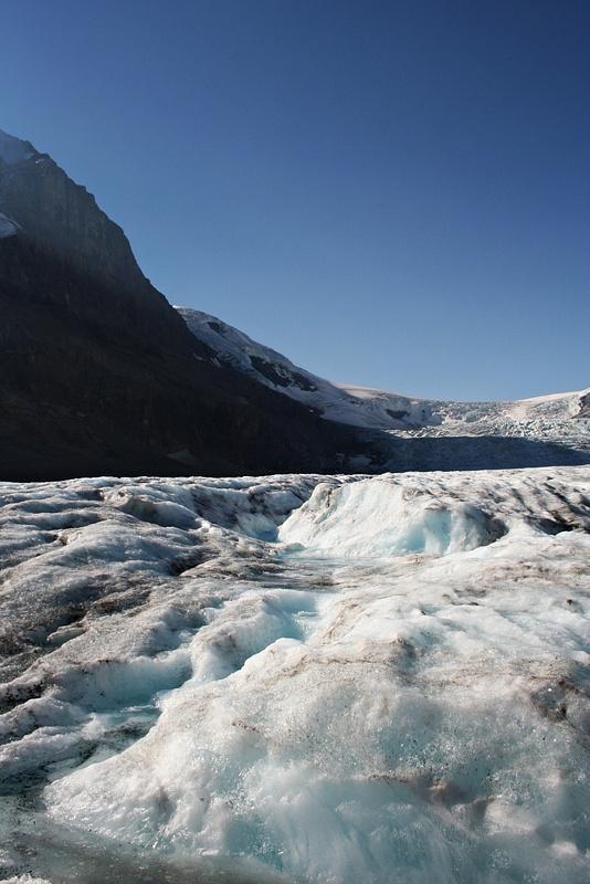 RM 319 Athabasca Gletscher