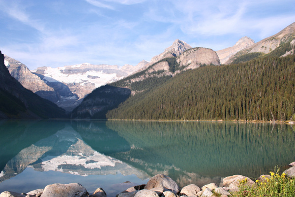 Rocky Mountains - Lake Louise by StefsPictures