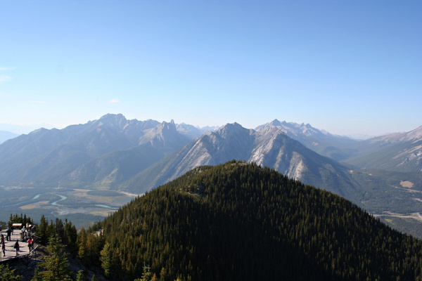 RM 482 Sulphur Mountain by StefsPictures