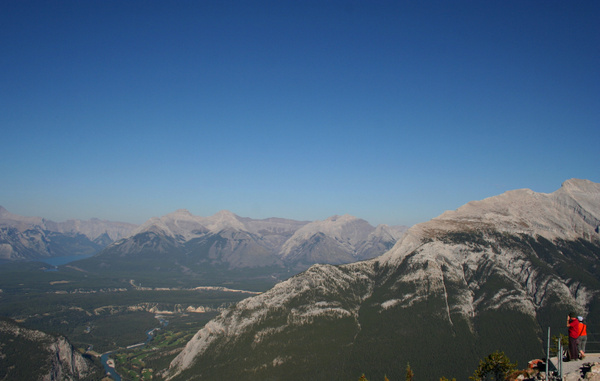 RM 484 Sulphur Mountain by StefsPictures