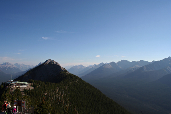 RM 486 Sulphur Mountain by StefsPictures