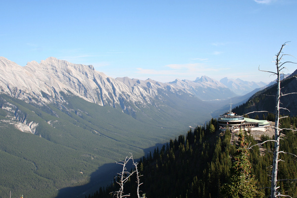 RM 489 Sulphur Mountain by StefsPictures