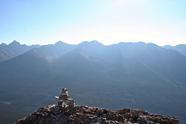 RM 492 Inukshuk by StefsPictures