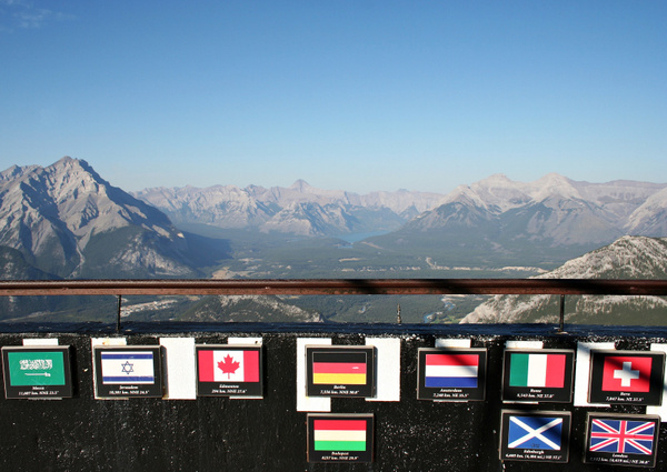 RM 496 Sulphur Mountain by StefsPictures