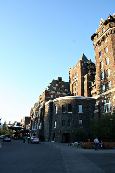 RM 500 Fairmont Banff Springs Hotel by StefsPictures