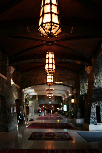 RM 501 Fairmont Banff Springs Hotel by StefsPictures