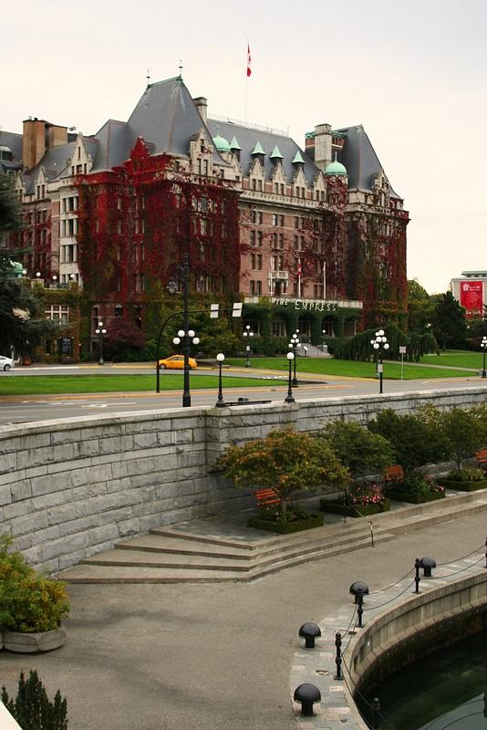 Vancouver 512 Vancouver Island - Victoria - Empress Hotel