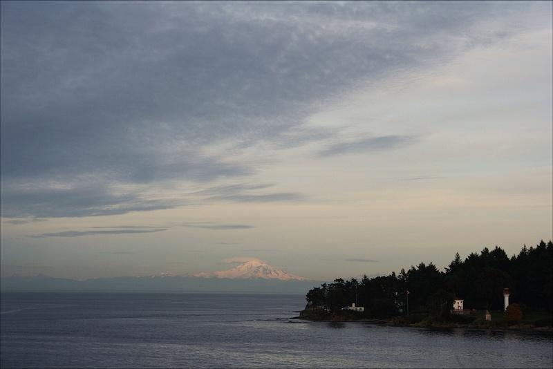 Vancouver 544 Blick aif Coast Mountains (USA)