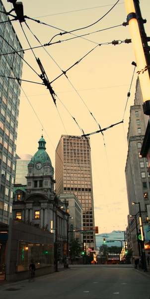 Vancouver 479 Downtown by StefsPictures