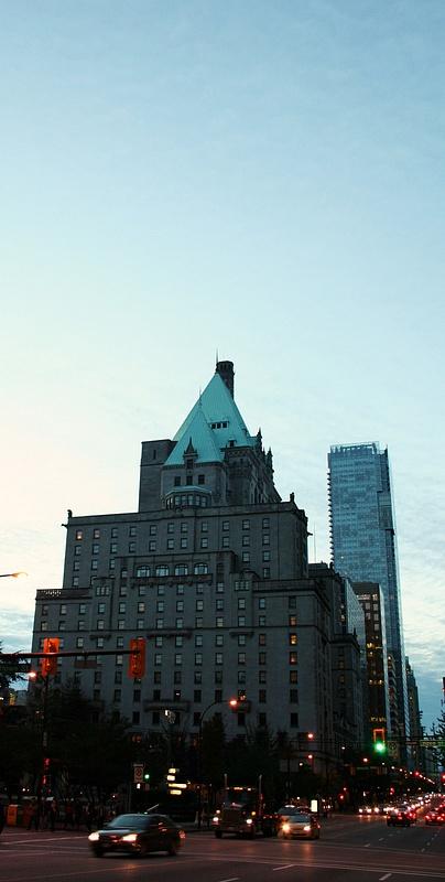 Vancouver 480 Downtown - Fairmont Hotel