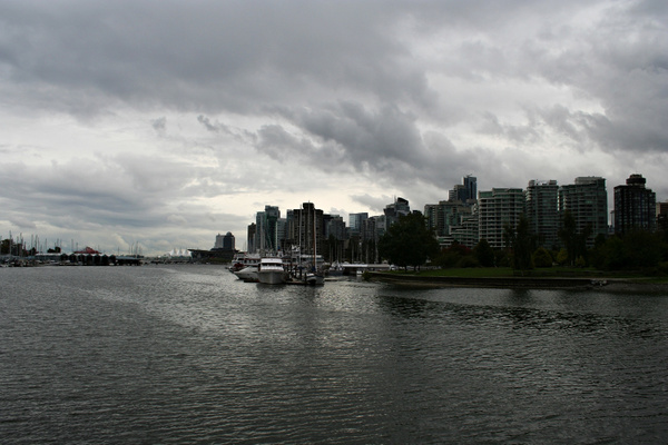 Vancouver 039 Blick vom Stanley Park by StefsPictures