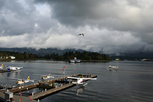Vancouver 029 Water Airport by StefsPictures