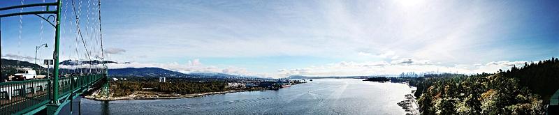 Vancouver 237 Lions Gate Bridge