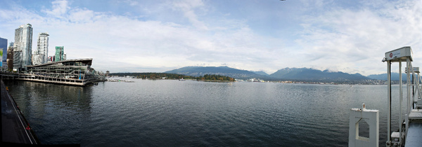 Vancouver 27 Blick vom Canada Place by StefsPictures