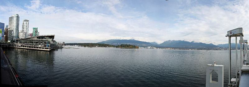 Vancouver 27 Blick vom Canada Place