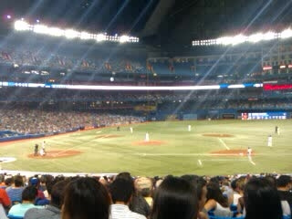 Toronto_Baseball by StefsPictures