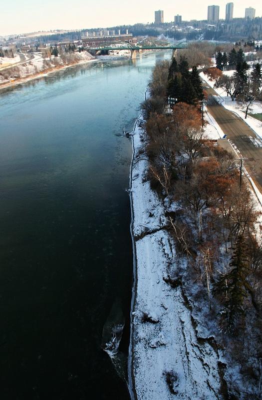 Edmonton Sasketchewan River 30