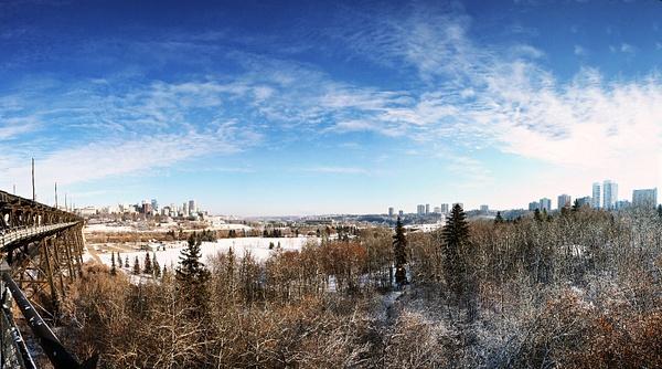 Edmonton Sasketchewan River Valley 02 by StefsPictures