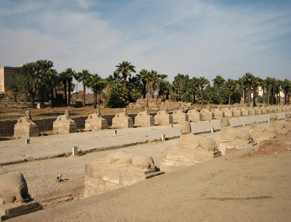 071 Luxor Temple by StefsPictures