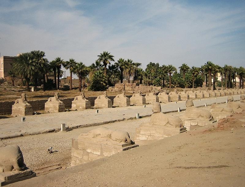 071 Luxor Temple