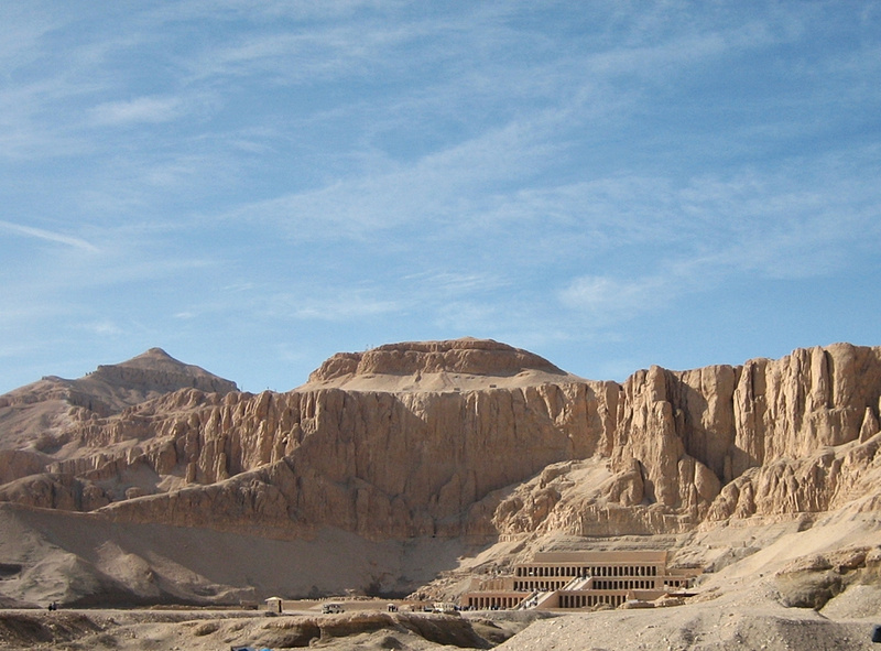 104 Temple of Hatshepsut