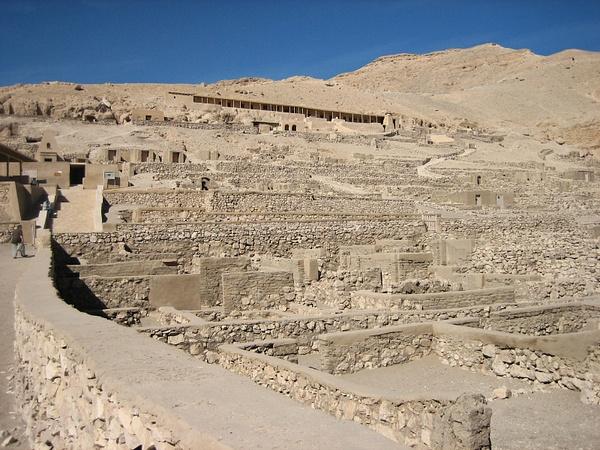 095 Deir el-Medina by StefsPictures