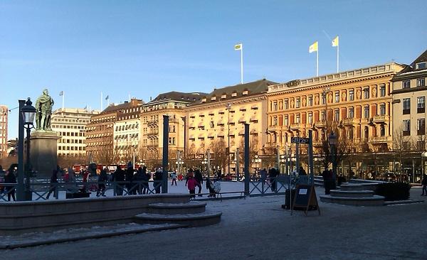 Kungsträdgården by StefsPictures