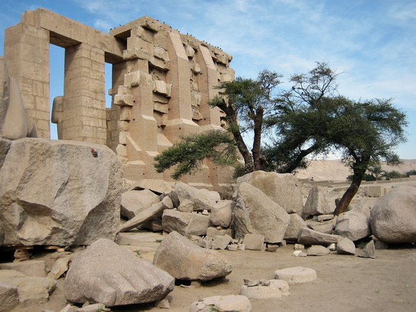 143 Temple of Merenptah by StefsPictures