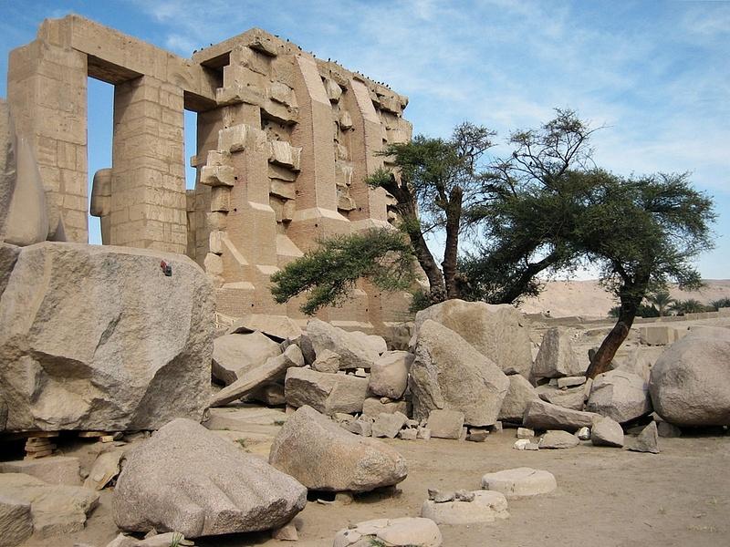 143 Temple of Merenptah