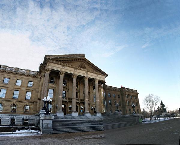Edmonton  Legislative Building 02 by StefsPictures