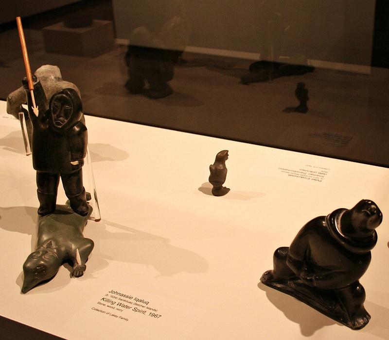 Edmonton Art Gallery Inuit Art 071