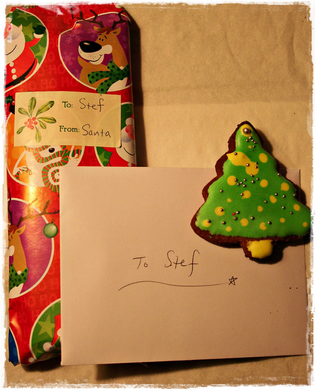Edmonton Geschenke von der Gastfamilie