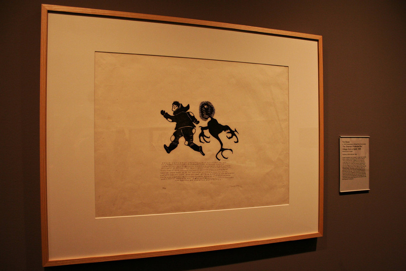 Edmonton Art Gallery Inuit Art 069
