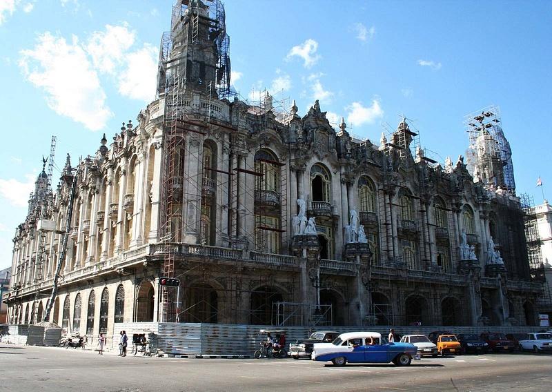 Havanna 077 - Parque Central