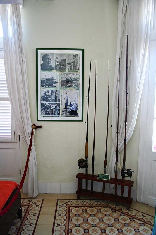 Havanna 097 - Hemingways Zimmer