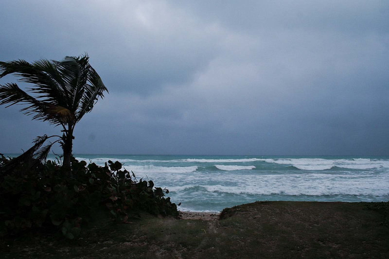 Cuba 078  - Tag 3 Sturm im Paradies