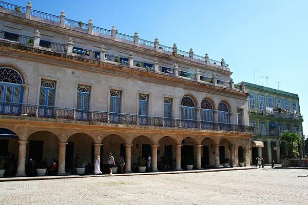 Havanna 027 - Plaza de Armas by StefsPictures