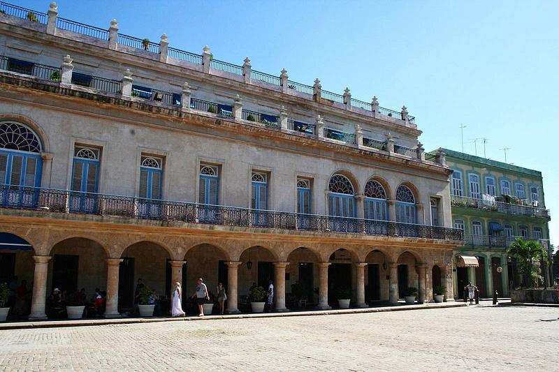 Havanna 027 - Plaza de Armas